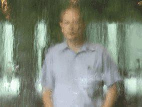 Blurry Portrait